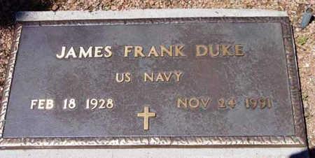 DUKE, JAMES FRANK - Yavapai County, Arizona   JAMES FRANK DUKE - Arizona Gravestone Photos