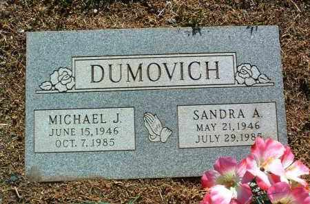 DUMOVICH, MICHAEL J. - Yavapai County, Arizona | MICHAEL J. DUMOVICH - Arizona Gravestone Photos
