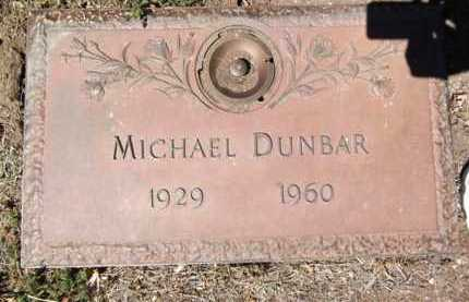 DUNBAR, PETER MICHAEL - Yavapai County, Arizona   PETER MICHAEL DUNBAR - Arizona Gravestone Photos