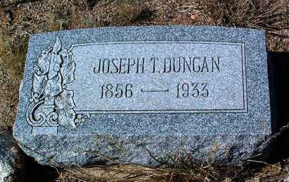 DUNCAN, JOSEPH THOMAS - Yavapai County, Arizona   JOSEPH THOMAS DUNCAN - Arizona Gravestone Photos