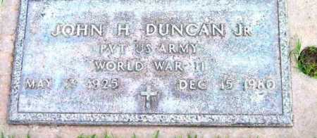 DUNCAN, JOHN H., JR. - Yavapai County, Arizona | JOHN H., JR. DUNCAN - Arizona Gravestone Photos
