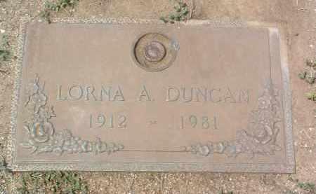 KIRK, LORNA ALMEDA - Yavapai County, Arizona | LORNA ALMEDA KIRK - Arizona Gravestone Photos