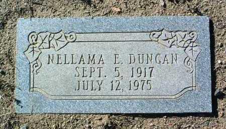 SHRIDE DUNCAN, NELLAMA ELAINE - Yavapai County, Arizona | NELLAMA ELAINE SHRIDE DUNCAN - Arizona Gravestone Photos