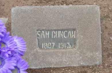 DUNCAN, SAMUEL TILDEN - Yavapai County, Arizona | SAMUEL TILDEN DUNCAN - Arizona Gravestone Photos
