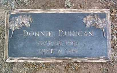DUNIGAN, DONALD DAVID (DONNIE) - Yavapai County, Arizona | DONALD DAVID (DONNIE) DUNIGAN - Arizona Gravestone Photos