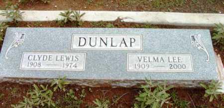 DUNLAP, VELMA LEE - Yavapai County, Arizona | VELMA LEE DUNLAP - Arizona Gravestone Photos