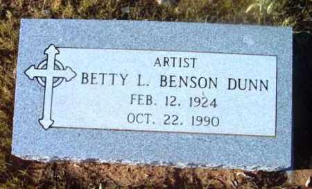 DUNN, BETTY L. - Yavapai County, Arizona | BETTY L. DUNN - Arizona Gravestone Photos