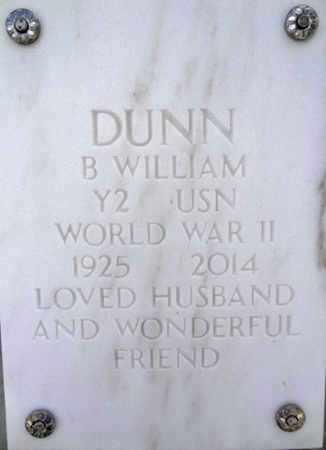 DUNN, BERNARD WILLIAM - Yavapai County, Arizona | BERNARD WILLIAM DUNN - Arizona Gravestone Photos