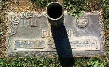 DUNN, PAULINE D. - Yavapai County, Arizona | PAULINE D. DUNN - Arizona Gravestone Photos