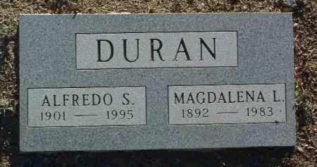 LEON DURAN, MAGDALENA L. - Yavapai County, Arizona | MAGDALENA L. LEON DURAN - Arizona Gravestone Photos