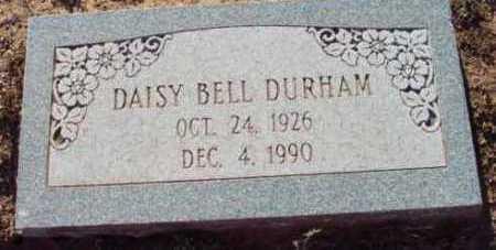 DURHAM, DAISY BELL - Yavapai County, Arizona | DAISY BELL DURHAM - Arizona Gravestone Photos