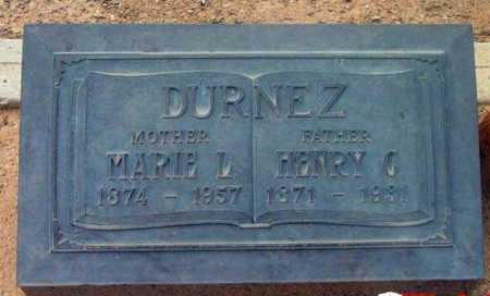 BOLLY DURNEZ, MARIE LEONTINE - Yavapai County, Arizona | MARIE LEONTINE BOLLY DURNEZ - Arizona Gravestone Photos