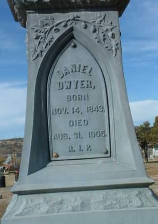 DWYER, DANIEL - Yavapai County, Arizona   DANIEL DWYER - Arizona Gravestone Photos
