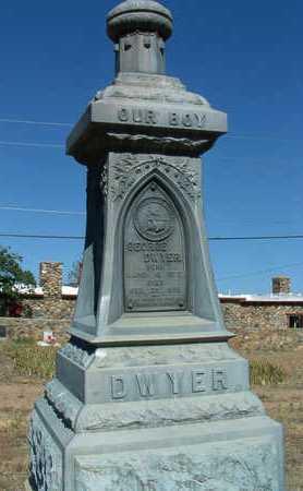 DWYER, GEORGE - Yavapai County, Arizona   GEORGE DWYER - Arizona Gravestone Photos