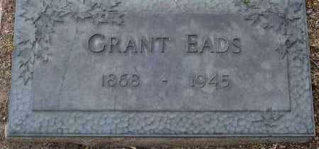 EADS, GRANT (THOMAS) - Yavapai County, Arizona | GRANT (THOMAS) EADS - Arizona Gravestone Photos