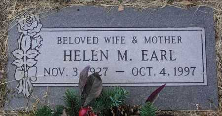 EARL, HELEN M. - Yavapai County, Arizona | HELEN M. EARL - Arizona Gravestone Photos