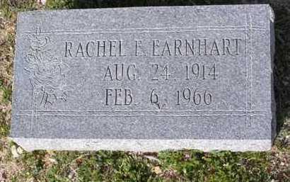 HECKETHORNE EARNHART, RACHEL ELLEN - Yavapai County, Arizona | RACHEL ELLEN HECKETHORNE EARNHART - Arizona Gravestone Photos