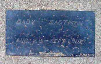 EASTMAN, BENJAMIN (BABY) - Yavapai County, Arizona | BENJAMIN (BABY) EASTMAN - Arizona Gravestone Photos