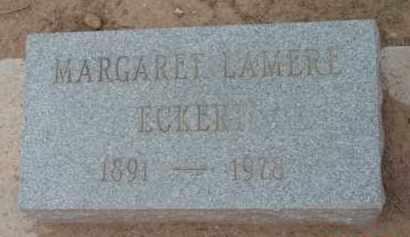 LAMERE ECKERT, MARGARET LOUISE - Yavapai County, Arizona | MARGARET LOUISE LAMERE ECKERT - Arizona Gravestone Photos