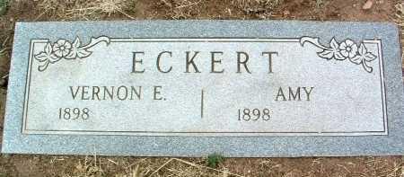 ECKERT, VERNON EVANS - Yavapai County, Arizona | VERNON EVANS ECKERT - Arizona Gravestone Photos