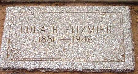 EDDINGTON FITZMIER, LULU BELL - Yavapai County, Arizona | LULU BELL EDDINGTON FITZMIER - Arizona Gravestone Photos