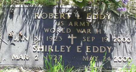 EDDY, SHIRLEY E - Yavapai County, Arizona | SHIRLEY E EDDY - Arizona Gravestone Photos