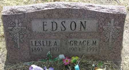 EDSON, GRACE MARIE - Yavapai County, Arizona   GRACE MARIE EDSON - Arizona Gravestone Photos