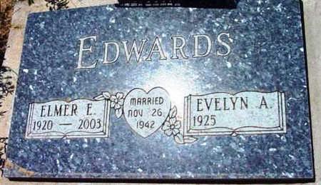 EDWARDS, EVELYN A. - Yavapai County, Arizona | EVELYN A. EDWARDS - Arizona Gravestone Photos