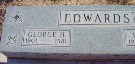 EDWARDS, GEORGE HOPKINS - Yavapai County, Arizona   GEORGE HOPKINS EDWARDS - Arizona Gravestone Photos