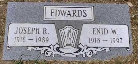 WALKER EDWARDS, ENID - Yavapai County, Arizona | ENID WALKER EDWARDS - Arizona Gravestone Photos