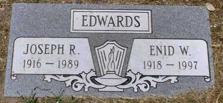 EDWARDS, JOSEPH RAYMOND - Yavapai County, Arizona | JOSEPH RAYMOND EDWARDS - Arizona Gravestone Photos