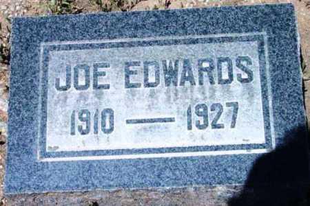 EDWARDS, JOE - Yavapai County, Arizona   JOE EDWARDS - Arizona Gravestone Photos