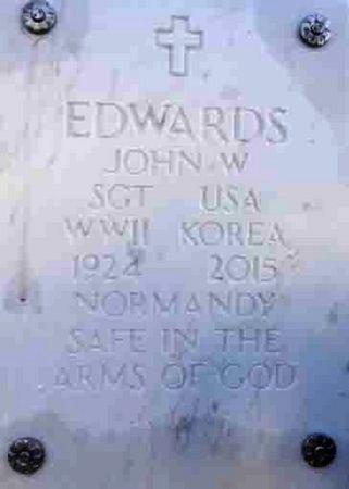 EDWARDS, JOHN WILLIAM - Yavapai County, Arizona | JOHN WILLIAM EDWARDS - Arizona Gravestone Photos