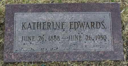EDWARDS, KATHERINE - Yavapai County, Arizona   KATHERINE EDWARDS - Arizona Gravestone Photos