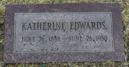 EDWARDS, KATHERINE - Yavapai County, Arizona | KATHERINE EDWARDS - Arizona Gravestone Photos