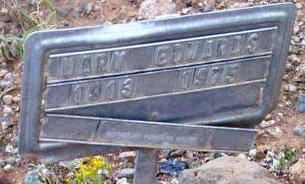 EDWARDS, MARY LOUISE - Yavapai County, Arizona | MARY LOUISE EDWARDS - Arizona Gravestone Photos