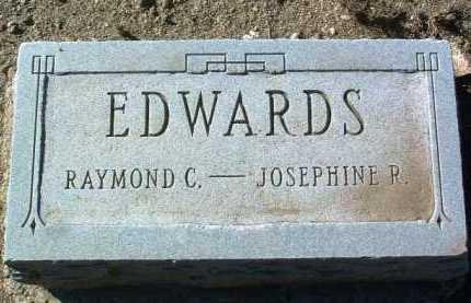 EDWARDS, CHARLES RAYMOND - Yavapai County, Arizona | CHARLES RAYMOND EDWARDS - Arizona Gravestone Photos