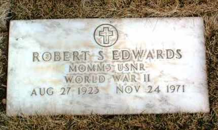 EDWARDS, ROBERT S. - Yavapai County, Arizona | ROBERT S. EDWARDS - Arizona Gravestone Photos