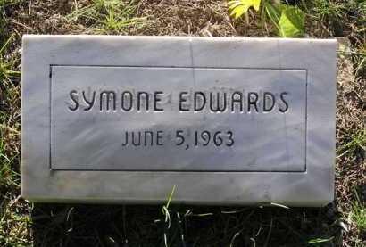 EDWARDS, SYMONE - Yavapai County, Arizona | SYMONE EDWARDS - Arizona Gravestone Photos