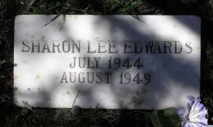 EDWARDS, SHARON LEE - Yavapai County, Arizona | SHARON LEE EDWARDS - Arizona Gravestone Photos