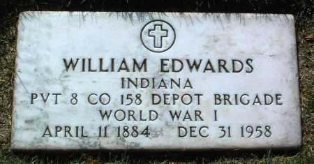 EDWARDS, WILLIAM - Yavapai County, Arizona | WILLIAM EDWARDS - Arizona Gravestone Photos