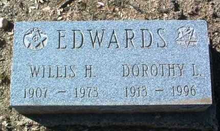 EDWARDS, DOROTHY LUCILLE - Yavapai County, Arizona | DOROTHY LUCILLE EDWARDS - Arizona Gravestone Photos