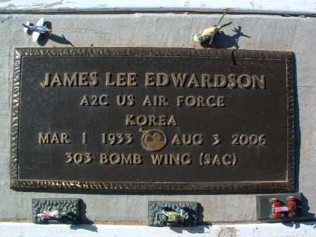 EDWARDSON, JAMES LEE - Yavapai County, Arizona | JAMES LEE EDWARDSON - Arizona Gravestone Photos