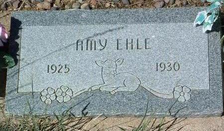 EHLE, MARGARET AMY - Yavapai County, Arizona | MARGARET AMY EHLE - Arizona Gravestone Photos