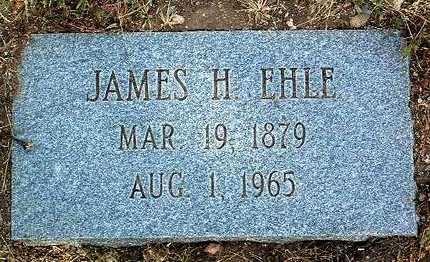 EHLE, JAMES HENRY - Yavapai County, Arizona | JAMES HENRY EHLE - Arizona Gravestone Photos