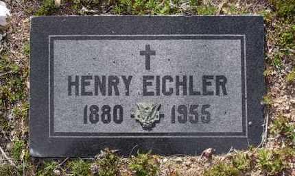 EICHLER, HENRY - Yavapai County, Arizona | HENRY EICHLER - Arizona Gravestone Photos