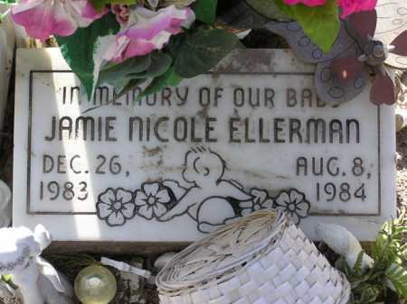 ELLERMAN, JAMIE NICOLE - Yavapai County, Arizona | JAMIE NICOLE ELLERMAN - Arizona Gravestone Photos