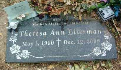ELLERMAN, THERESA ANN - Yavapai County, Arizona | THERESA ANN ELLERMAN - Arizona Gravestone Photos