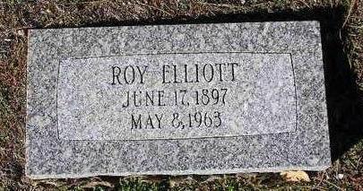 ELLIOTT, ROY - Yavapai County, Arizona | ROY ELLIOTT - Arizona Gravestone Photos