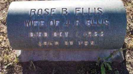 PRIESTLEY ELLIS, ROSE BELLE - Yavapai County, Arizona | ROSE BELLE PRIESTLEY ELLIS - Arizona Gravestone Photos